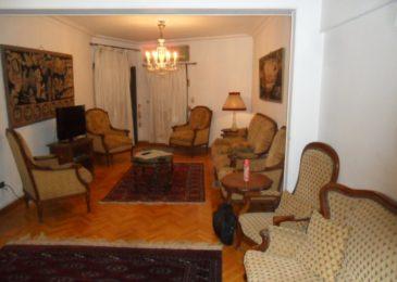 شقة مفروشة للايجار بالدقى سوبر لوكس قرب ميدان المساحة