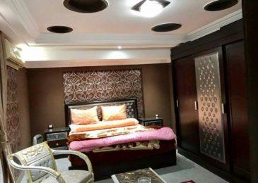 شقة مفروشة بالدقى فندقية بشارع رئيسى 300م  – كود128